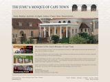 The Jumu'a Mosque of Cape Town