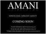 Amani Magazine