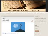 Thornton Islamic Society